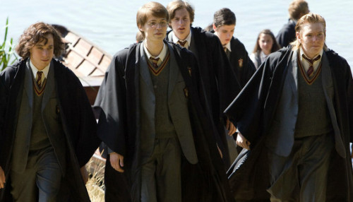 Read our interview with James Walters, the actor who played young Sirius Black