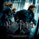 Harry Potter and the Deathly Hallows: Part 1 soundtrack cover artwork