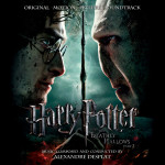 Harry Potter and the Deathly Hallows: Part 2 soundtrack cover artwork
