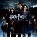 Harry Potter and the Goblet of Fire soundtrack cover artwork