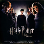 Harry Potter and the Order of the Phoenix soundtrack cover artwork