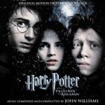 Harry Potter and the Prisoner of Azkaban soundtrack cover artwork