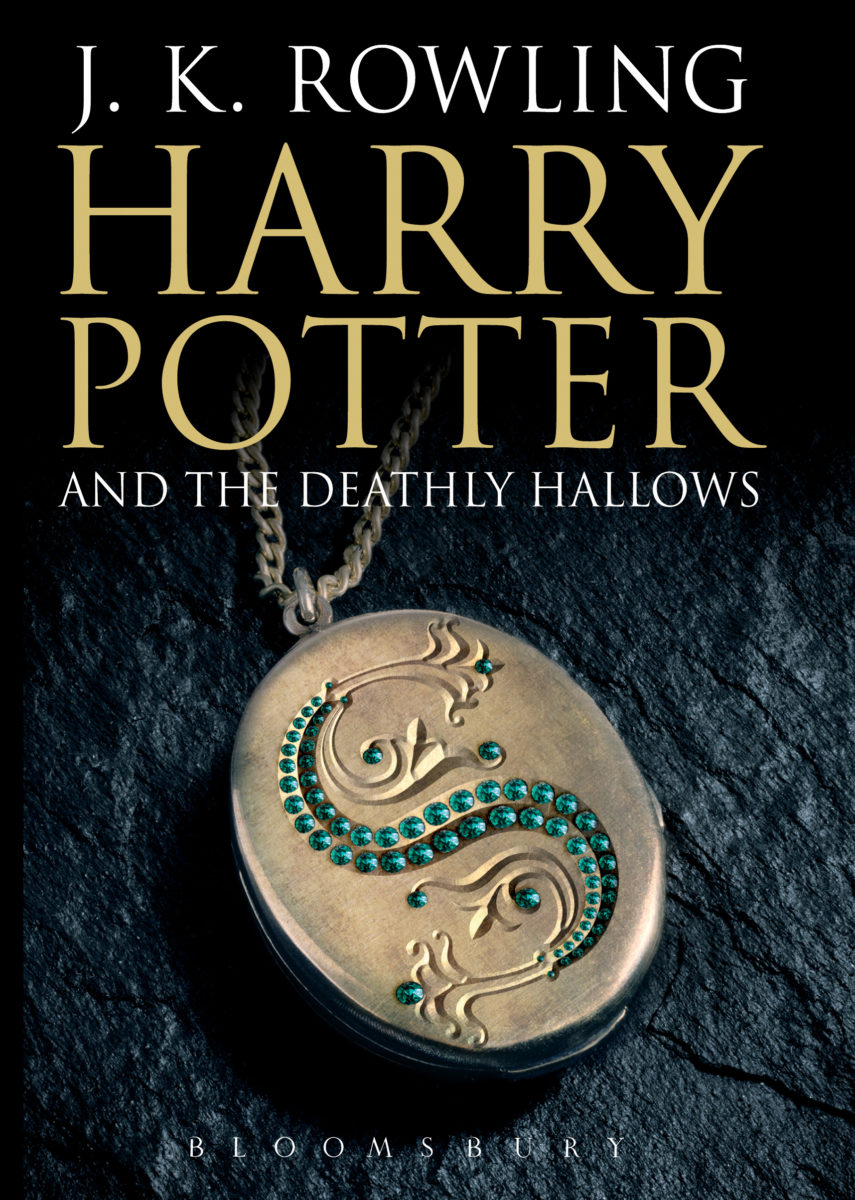 Harry Potter Book Is About ~ Deathly hallows adult edition — harry potter fan zone