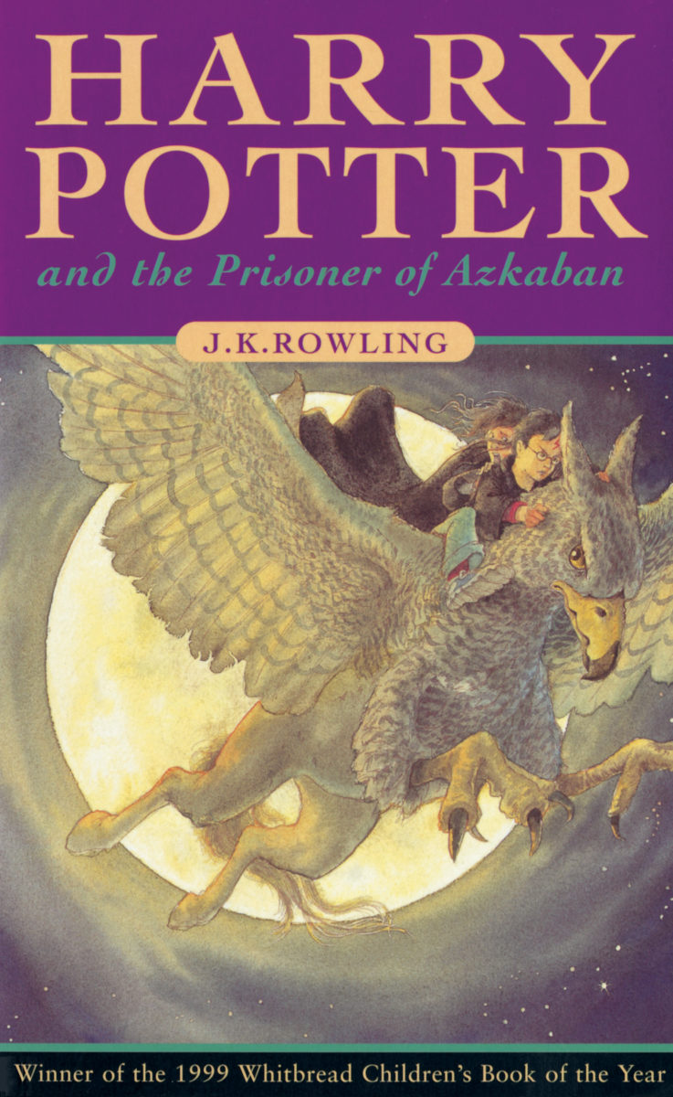 Book Cover Drawing Uk ~ Book harry potter and the prisoner of azkaban cover