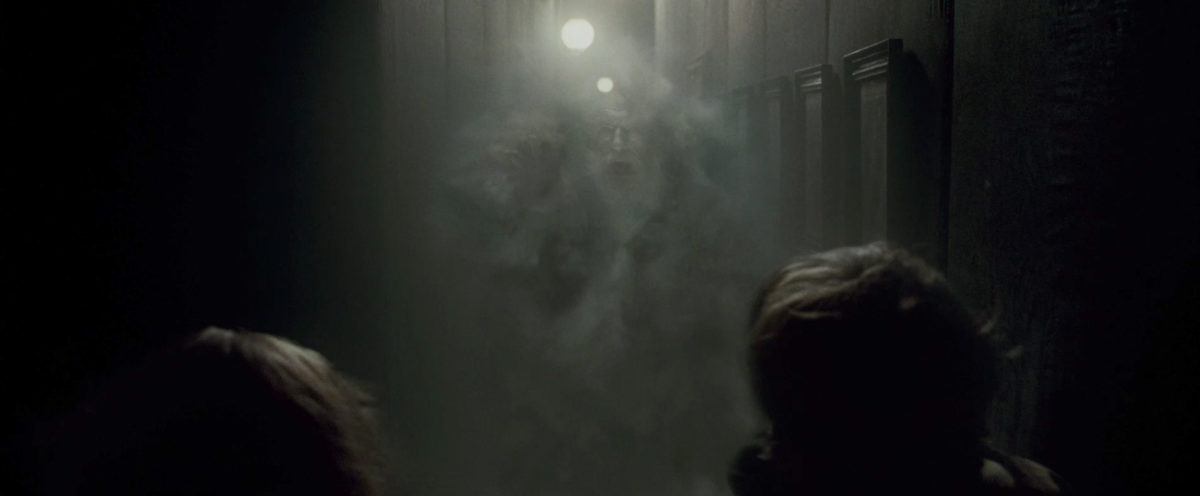 The Ghost Of Dumbledore In Grimmauld Place Harry Potter