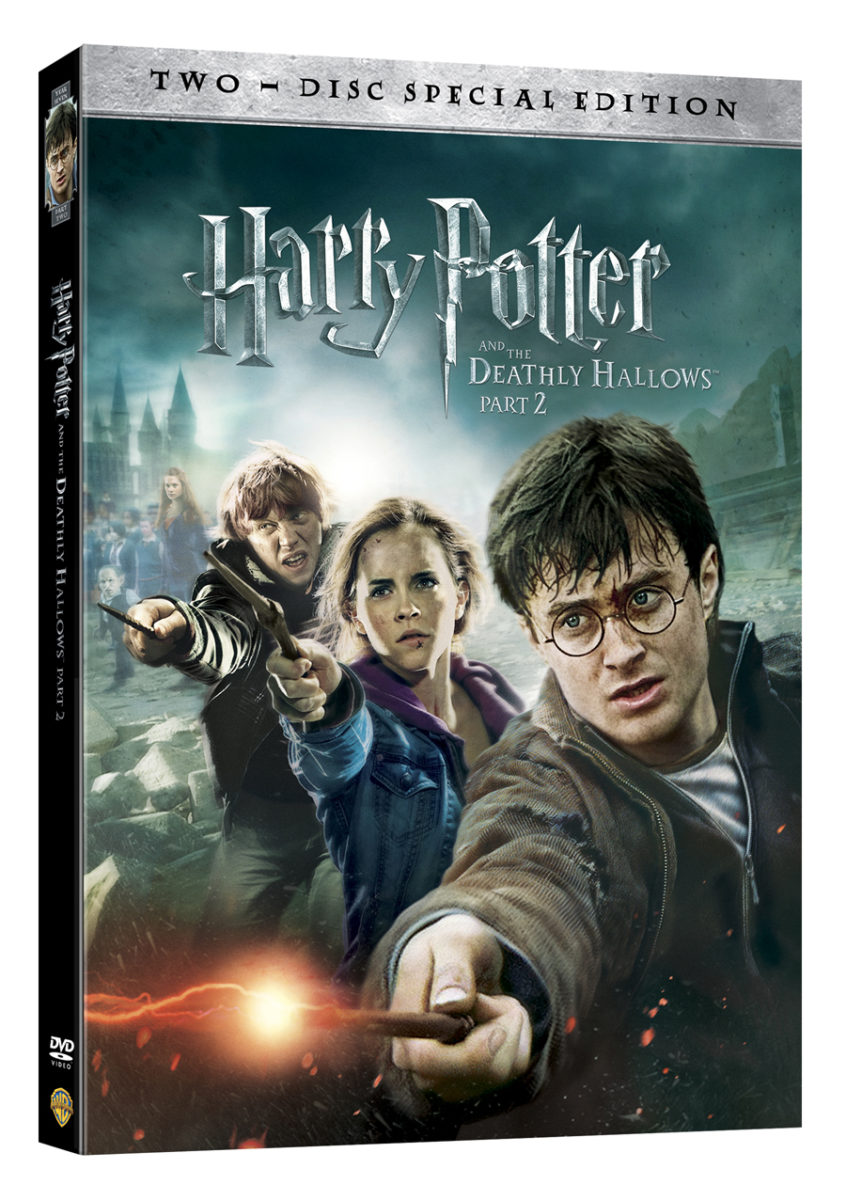 'Deathly Hallows: Part 2' on Blu-ray and DVD December 2 ...  'Deathly Hall...