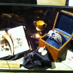 Horcruxes at 'Harry Potter: The Exhibition' in Sydney