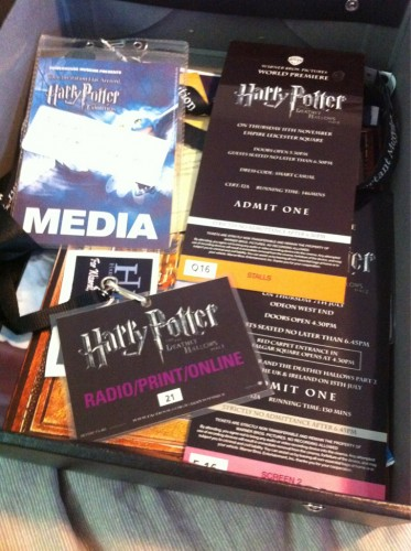 Harry Potter Fan Zone turns ten!