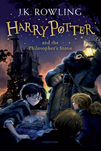 Harry Potter and the Philosopher's Stone illustrated by Jonny Duddle