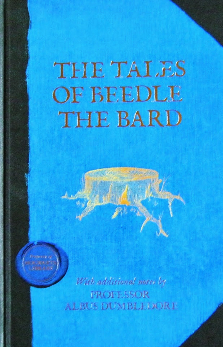 The Tales Of Beedle The Bard Hogwarts Boxed Set Edition