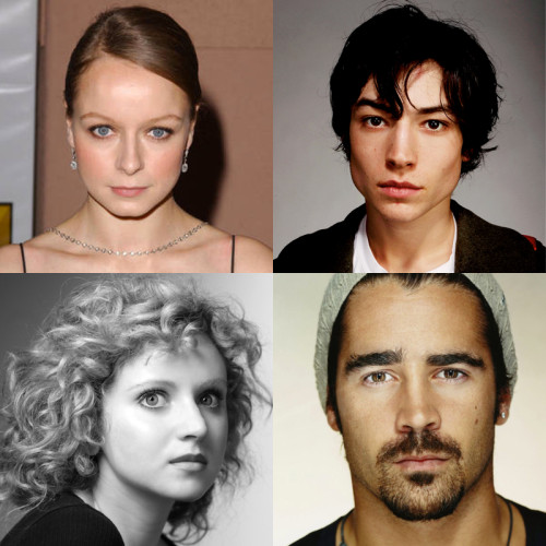 Samantha Morton, Ezra Miller, Jenn Murray and Colin Farrell will play Mary Lou, Credence, Chastity and Graves, respectively, in 'Fantastic Beasts'
