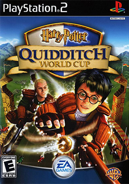 Harry Potter: Quidditch World Cup video game