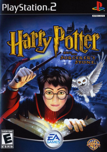 Sorcerer's Stone video game