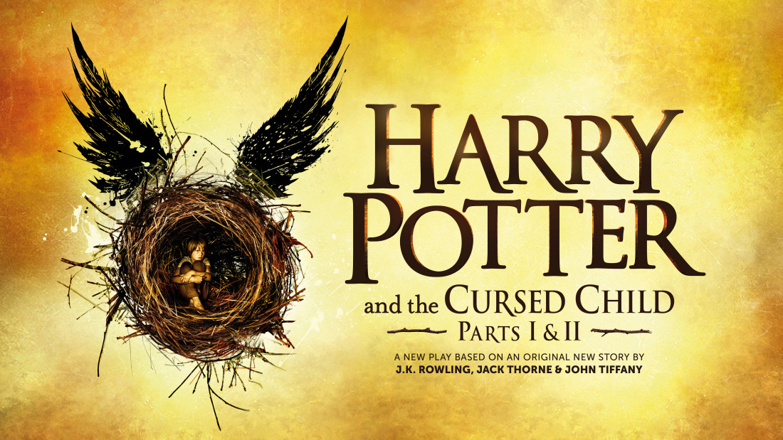 Harry Potter and the Cursed Child promotional poster