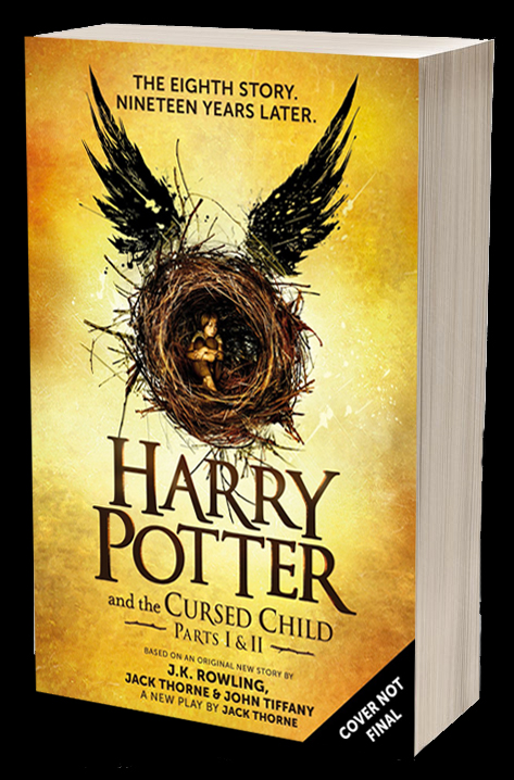 'Harry Potter and the Cursed Child' will be published as an eighth 'Harry Potter' story