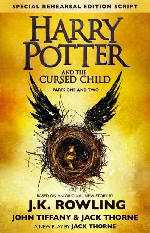 'Cursed Child', the eighth 'Harry Potter' story