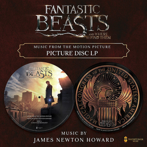 James Newton Howard composed the 'Fantastic Beasts' score