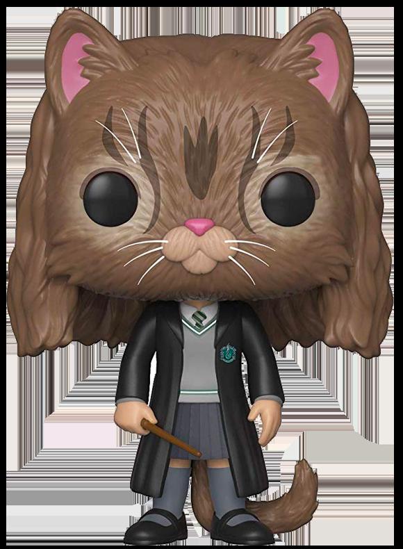 77 Hermione Granger As Cat Harry Potter Fan Zone