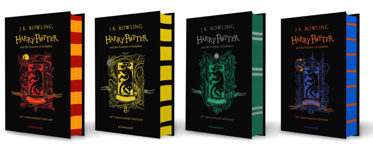 Harry Potter Fan Zone — J K  Rowling 'Fan Site Award' winner